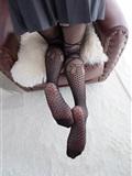 [森萝财团]萝莉丝足写*真 R15-019 情趣黑网(20)