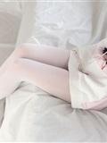 [森萝财团]萝莉丝足写*真 X-009 粉*嫩粉*嫩的丝秀(7)