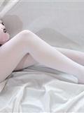 [森萝财团]萝莉丝足写*真 X-009 粉*嫩粉*嫩的丝秀(20)