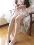 [森萝财团]萝莉丝足写真 X-022