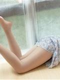 森萝财团写真 - X-028 田园薄丝少女(7)