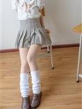 [森萝财团]萝莉丝足写真 X-033
