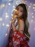 [YALAYI雅拉伊]2018.12.30 No.035 下雨天你在思念谁 饰媛(14)
