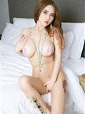 [YouMei尤美] 2018.11.07 NO.077 绑缚の情趣 温心怡(13)