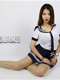 [中国腿模] No.040 赵安娜