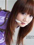 NO.077 誘惑紫色空姐 禁忌攝影繩藝(3)