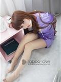 NO.077 誘惑紫色空姐 禁忌攝影繩藝(18)