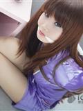 NO.077 誘惑紫色空姐 禁忌攝影繩藝(6)