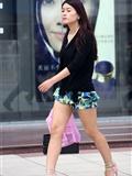 [户外街*拍] 2013.09.13 穿粉红色高跟女孩子