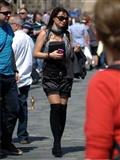 [户外街*拍] 2013.09.14 打扮时髦靓丽的洋妞喜欢吗