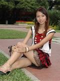 zhiyun 小短裙写|真照片