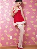 [拍美VIP] JOJO 斑裙肉*丝 Vo1 菲菲 夜店女郎 Vo2 莫莫 圣诞女孩