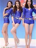 2012 ChinaJoy 攤位ShowGirl 完美世界Model