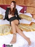 上海时尚摄影 制服丝 袜美 女图片