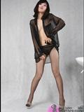 棚拍SUCU 裸身诱 惑丝 袜美 女 上海时尚摄影原创
