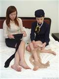 [中高艺]P015(Vivian+薇薇) 丝*袜性*感美*女图*片