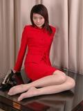 [中高艺]P051(Cherry) 高清模特 国产丝*袜美*女诱*惑